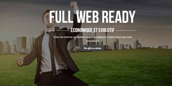 "Etes vous ""Full Web Ready"" ?"